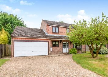 Thumbnail 4 bed detached house to rent in Orchard Close, Haslemere