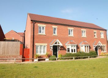 Thumbnail 3 bed semi-detached house for sale in Claydon Road, Middlemore Daventry