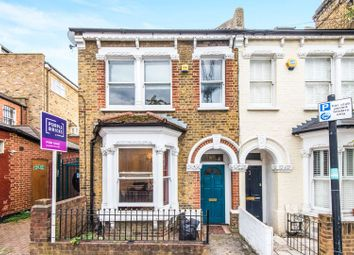 Thumbnail 4 bed end terrace house for sale in Hereward Road, London