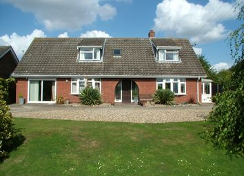 Thumbnail 4 bed property for sale in Wash Lane, Wacton, Norwich