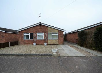 Thumbnail 3 bed bungalow for sale in Brigham Close, Brundall
