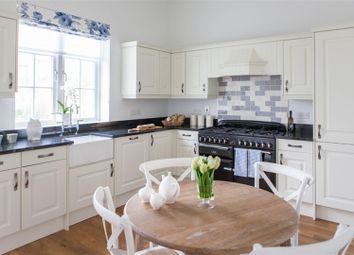 Thumbnail 4 bed detached house for sale in Liscombe Street, Poundbury, Dorchester