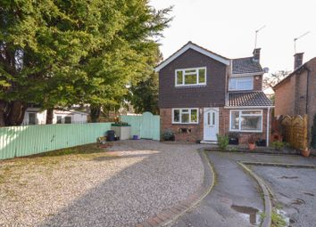 Thumbnail 4 bed detached house to rent in Barnetts Field, Westergate, Chichester