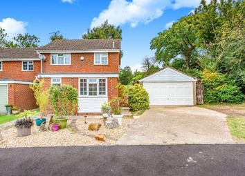 Thumbnail 4 bedroom detached house for sale in Concorde Close, Storrington, Pulborough, West Sussex