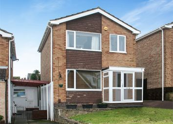 Thumbnail 3 bed detached house for sale in Balmoral Avenue, Shepshed, Loughborough, Leicestershire