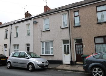 Thumbnail 3 bed terraced house for sale in Baldwin Street, Newport