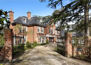 Thumbnail 7 bedroom detached house for sale in Heathfield Avenue, Sunninghill