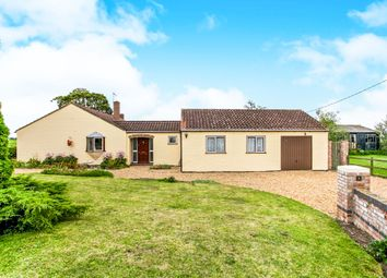 Thumbnail 3 bed detached bungalow for sale in Burnt Chimney Drove, Littleport, Ely