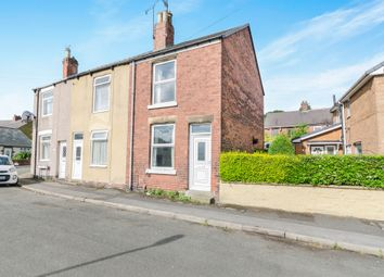 Thumbnail 2 bed terraced house for sale in Park Lane, Chesterfield