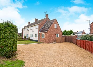 Thumbnail 4 bed semi-detached house for sale in Herbert Drive, Methwold, Thetford