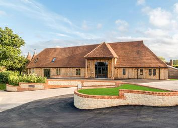 Thumbnail 5 bed barn conversion to rent in Binsted Road, Binsted, Alton