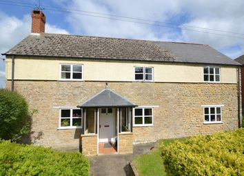 Thumbnail 3 bed detached house for sale in Compton Road, South Cadbury, Yeovil