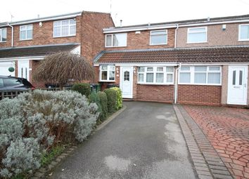 Thumbnail 3 bedroom terraced house for sale in Joseph Luckman Road, Bedworth
