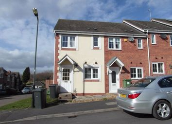 Thumbnail 2 bed semi-detached house for sale in Eden Court, Nuneaton, Warwickshire
