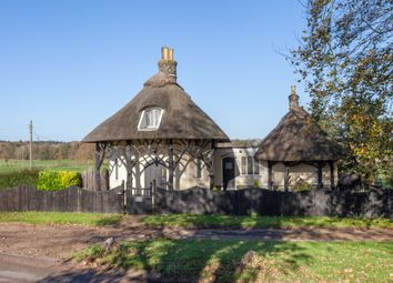 Thumbnail 3 bed cottage for sale in Roudham, Norwich