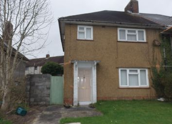 Thumbnail 3 bed semi-detached house to rent in Nantfach, Llanelli