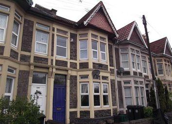 Thumbnail 2 bedroom flat to rent in Stapleton Road, Stapleton, Bristol
