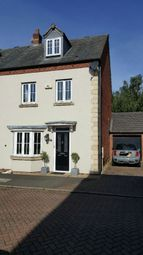 Thumbnail 4 bed terraced house for sale in Shearwater Drive, Coton Meadows, Rugby