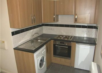Thumbnail 1 bed flat to rent in Abbeyfields, Peterborough