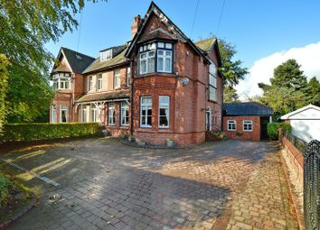 6 bed semi-detached house for sale in Ringley Road, Whitefield, Manchester M45