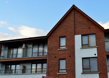 Thumbnail 2 bed flat for sale in Kingsway, Belfast