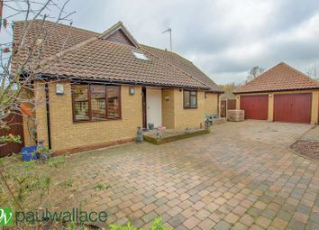 Thumbnail 3 bed bungalow for sale in Old Nazeing Road, Broxbourne