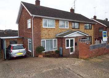 Thumbnail 3 bedroom semi-detached house for sale in Colchester, Essex