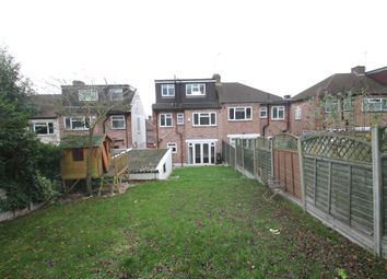 Thumbnail 4 bedroom semi-detached house to rent in Norfolk Road, Barnet
