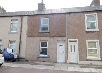 Thumbnail 2 bed terraced house for sale in 43 Clay Street, Workington, Cumbria