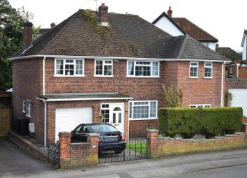Thumbnail 5 bed detached house for sale in Enborne Road, Newbury