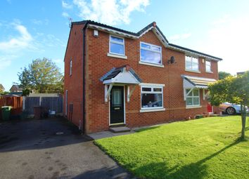 Thumbnail 3 bed semi-detached house for sale in Acton Close, Haydock, St Helens