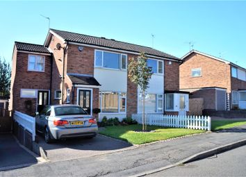 Thumbnail 3 bed semi-detached house for sale in Netherfield Road, Anstey, Leicester