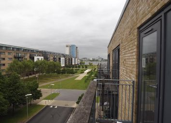 Thumbnail 1 bed flat to rent in Ferry Court, Cardiff Bay, Cardiff