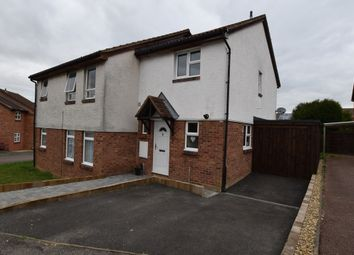 Thumbnail 2 bedroom semi-detached house for sale in Swift Close, Letchworth Garden City