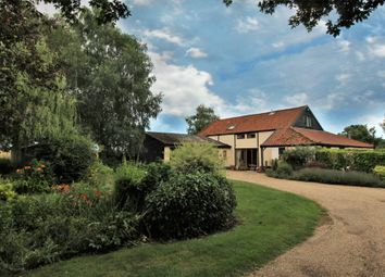 Thumbnail 4 bed detached house for sale in Clay Lane, Henley, Ipswich, Suffolk