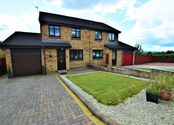 Thumbnail 3 bed semi-detached house for sale in Oak Park, Motherwell