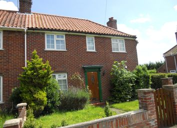 Thumbnail 4 bedroom semi-detached house to rent in George Borrow Road, Norwich