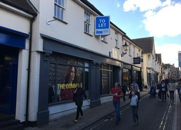 Thumbnail Retail premises to let in Unit 2, Mercantile House, Sir Isaac's Walk, Colchester, Essex