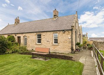 Thumbnail 2 bed semi-detached bungalow for sale in Rose Hill, Great Whittington, Northumberland