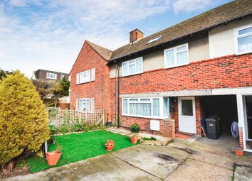 4 bed terraced house for sale in Avard Crescent, Eastbourne BN20