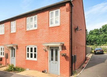 Thumbnail 3 bed end terrace house for sale in Debdale Way, Mansfield Woodhouse, Mansfield, Nottinghamshire