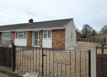 Thumbnail 3 bedroom semi-detached bungalow to rent in Sunningdale, Yate, Bristol