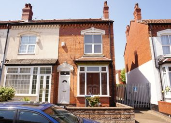 Thumbnail 3 bed terraced house to rent in Headingley Road, Handsworth, Birmingham