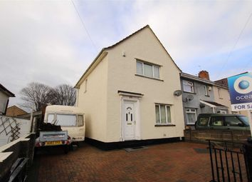 Thumbnail 3 bedroom end terrace house for sale in Exmouth Road, Knowle, Bristol