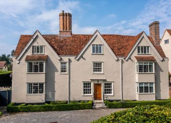 Thumbnail 5 bed detached house for sale in The Causeway, Dunmow, Essex CM6.