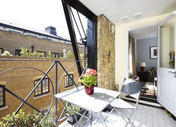 Thumbnail 2 bed flat for sale in Eagle Wharf Court, Lafone Street, London