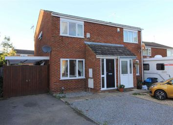 Thumbnail 2 bed semi-detached house for sale in Myrtle Close, Gloucester