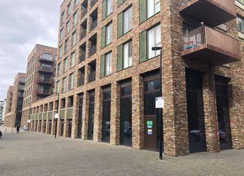 Thumbnail Retail premises to let in 12-15 Upper Dock Walk, Royal Albert Wharf, London