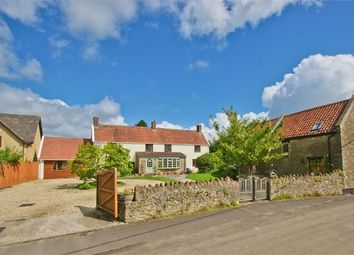 Thumbnail 7 bedroom detached house for sale in Wanstrow, Shepton Mallet