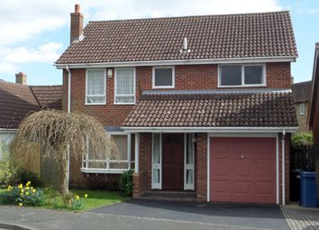 Thumbnail 4 bedroom detached house to rent in Bantocks Road, Great Waldingfield, Sudbury